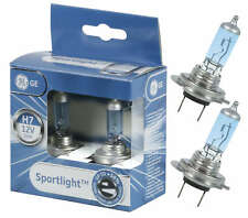 GE General Electric H7 SportLight Silver +50% 2er Set 58520SPU