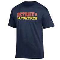 Champion MLB/NCAA Detroit Tigers-Michigan Wolverines Men's Combo T-Shirt