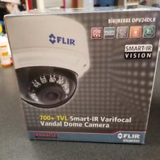 FLIR Digimerge DPV24DLR Color CCD IR Vandal Dome Camera