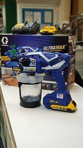 GRACO ULTRA MAX HAND HELD