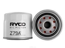 Ryco Oil Filter Z79A fits Hyundai Getz 1.3 i (TB), 1.4 i (TB), 1.5 i (TB), 1....