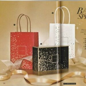 Avon Gift bags and boxes