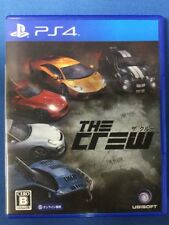 THE CREW  [PS4] (JAPANESE IMPORT) -1846-199-001