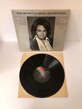 Neil Diamond His 12 Greatest Hits Vinyl LP Original 1973 MCA Records
