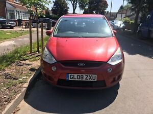 FORD S-MAX TITANIUM 1.8 TDCI - 2008 BREAKING