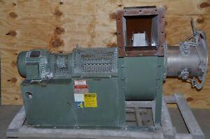New York Blower Series 20 GI Fan DH Size 194 5HP 1740RPM 230/460V 3PH w/ Damper