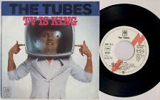"THE TUBES 'TV Is King / Telecide' 1979 German promotional 7"" vinyl"