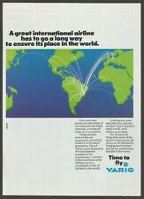 VARIG - Airlines of Brazil - 1990 Print Ad