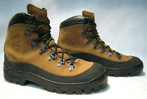Men's DANNER 43513X Special Forces COMBAT HIKER Leather Boots. USA. 10.5 W