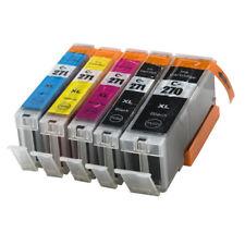 5x Ink Cartridge PGI 270 CLI 271 Compatible For Canon PIXMA MG5720 MG5721 MG5722