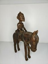 "Dogon Equestrian Figure 18"" - Mali - African Art early-mid 20th century."