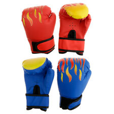 Gel Boxing Kickboxing Training Gloves Gym Muay Thai Sparring Training Mitts