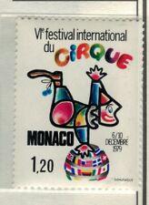 Monaco Scott 1192 - 1194 in MNH Condition