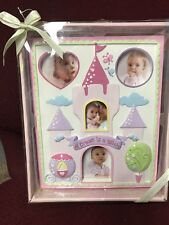 "New Disney A Dream is A Wish Baby Milestone Frame Shower Gift 12 1/2 "" X 10 1/2"