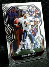 #195 Jim McMahon - Chicago Bears - Panini PRIZM Football 2020 - Base