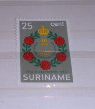 "SURINAME 1964 ""STATUE OF THE KINGDOM"" MNH** STAMP (CAT.8)"