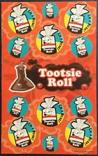 Dr. Stinky's Scratch & Sniff Stickers - Tootsie Roll - Mint Condition!!