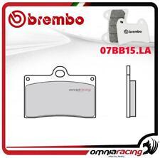 Brembo LA - pastillas freno sinterizado frente para Beta Jonathan 125 1999>