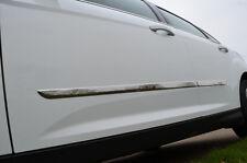 Para Ford Focus 11+ Cromo transmisor de puerta lateral Conjunto De Ajuste Cubre acentos protectores