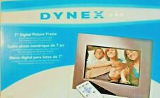 Dynex 7-inch Digital Picture Frame Remote Model # DX-DPF7-10 Open Box Never Used