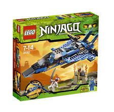 New Lego Ninjago Jays Storm Fighter 9442