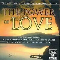 Most Beautiful Melodies Of The Century: The Power Of Love - Various Artists - CD