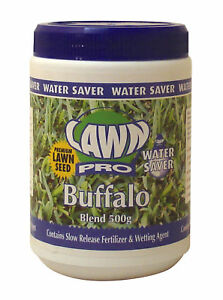 Lawn Pro Buffalo lawn seed for your garden 50gm covers 2.5-5 sqm (SAMPLE)