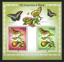 Guinée-Bissau 2010 insectes bloc n° 538 neuf ** 1er choix