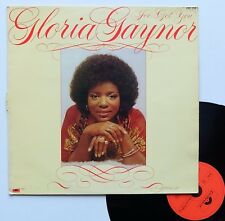 "LP 33T Gloria Gaynor  ""I've got you"" - (B/TB)"