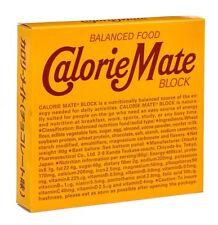 Balanced Food Calorie Mate Block Chocolate Set of 4 boxes