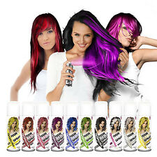 Haarspray Haarfarbe UV Hair Colour Spray Farbe Hairstyling Karneval Halloween