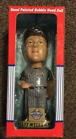 "2001 ARIZONA DIAMONDBACKS MATT WILLIAMS ""WORLD SERIES"" BOBBLEHEAD BOBBLE DOBBLE"