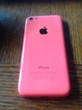 OEM Iphone 5c pink back housing cover mid frame replacement