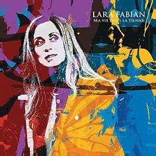LARA FABIAN - MA VIE DANS LA TIENNE [DELUXE VERSION] NEW CD