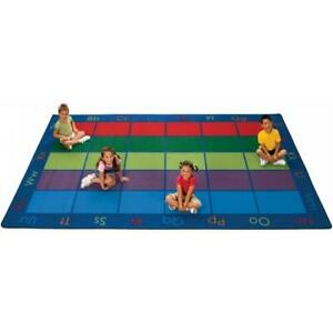 Carpets for Kids 8600 Colorful Places Seating Rug
