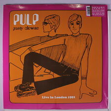 PULP: Party Clowns LP Sealed (Euro, 180 gram reissue) Rock & Pop