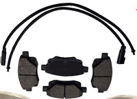 FOR Ford Transit MK7 2006-ON ,2.2 TDCi 122.8 mm Wide  Rear Brake Pads Set