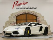 2013 Lamborghini Aventador LP 700-4 Only 8000 miles, Certified Warranty