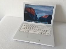 Apple Macbook A1181 2.1GHz C2D 320GB HD 4GB, 5,2 EL Capitan WIFI DVD Nvidia 2009
