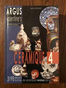 Argus Valentine's Céramique n°4 - Nelly Fouchet
