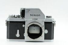 New ListingNikon F Photomic Ftn Slr Film Camera Body Chrome #892