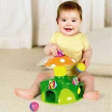 NEW Tomy Play to Learn Post n Pop & 4 Balls and Different Colourful Characters
