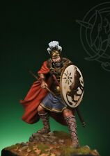 "ROMEO MODELS RM7534 - ""HOSTUS"" SARDO-PUNIC ARISTOCRATIC - 75mm WHITE METAL KIT"
