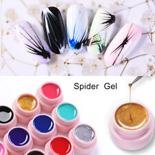 UR SUGAR 5ml Nail Spider UV Gel Polish Elastic Drawing Soak Off Nail Art UV Gel