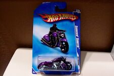 Scorchin Scooter Vhtf Hot Wheels with rider on card