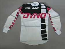 A'ME GT Dyno Old School BMX Bike, Long-Sleeve Jersey Freestyle Black/White, AS