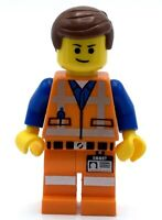 LEGO EMMET MINIFIGURE THE LEGO MOVIE CHARACTER CONSTRUCTION WORKER OUTFIT