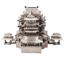 New Mini 3D Metal Puzzle World Famous Architecture Tengwang Pavilion Adult toys