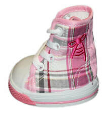 "Teddy Mountain Girly ""Checkered"" Boot  Fits all 14""-18"""