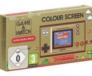 Game & Watch: Super Mario Bros. Neu und Ovp